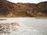 Badwater Basin, salt flats, Death Valley