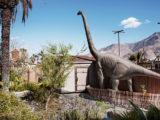 Cabazon Dinosaurs, California